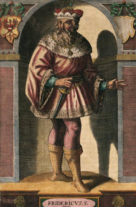 Herzog Friedrich IV. von Österreich