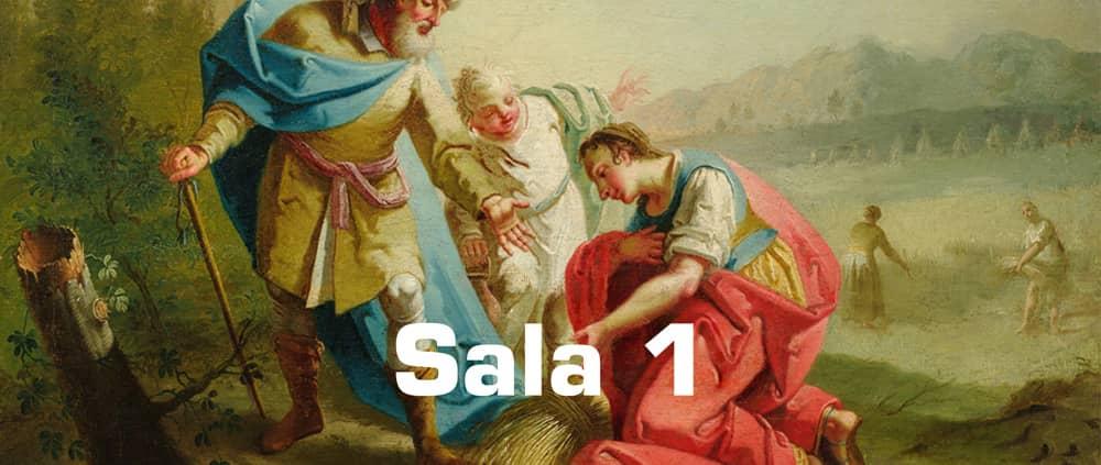 La scuola pittorica della Val Passiria - Sala 1 - Castel Tirolo