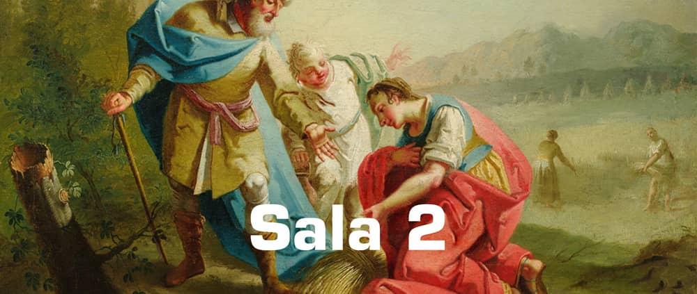 La scuola pittorica della Val Passiria - Sala 2 - Castel Tirolo