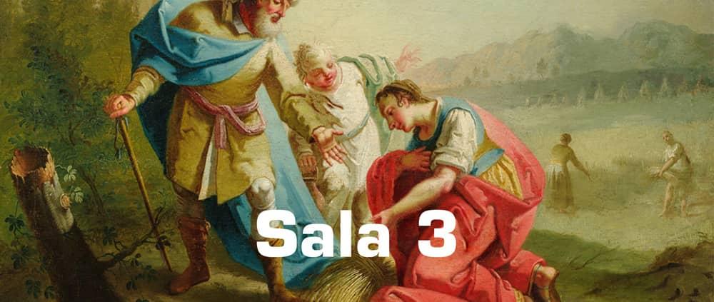 La scuola pittorica della Val Passiria - Sala 3