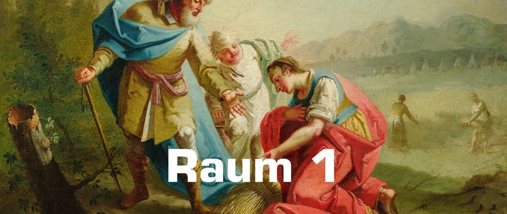 Die Passeirer Malerschule - Raum 1