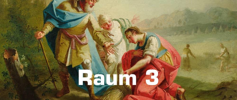 Die Passeirer Malerschule - Raum 3
